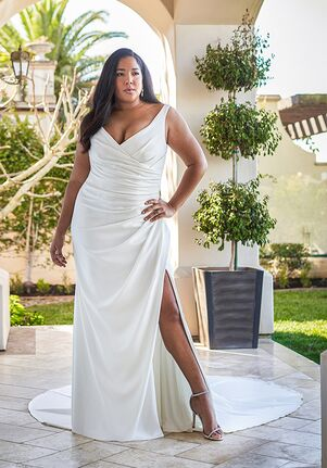 Jasmine Bridal F221051N Mermaid Wedding Dress