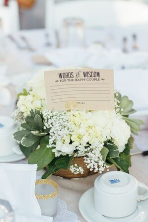 """Words of Wisdom"" Advice Card"