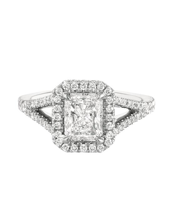 """Yes!"" Platinum Jewelry  Flyerfit by Martin Flyer-DERMH40XXSAC-7X5.5RC Engagement Ring photo"