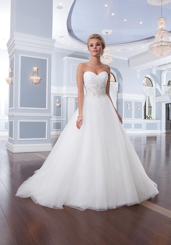 Lillian West 6303 Wedding Dress photo