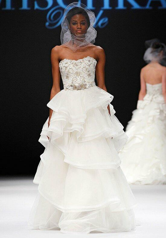 Badgley Mischka Bride Kelly Wedding Dress photo