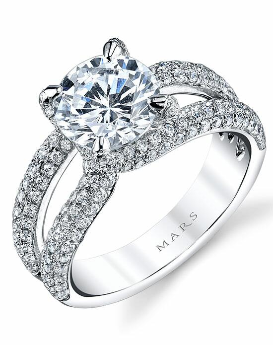 MARS Fine Jewelry Mars Jewelry 25277 Engagement Ring Engagement Ring photo