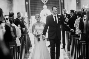 Michelle and Bryan Wedding Recessional