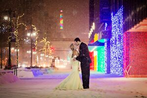 Winter Wedding at the Colony Club