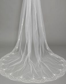 To Have & To Borrow Charlotte Ivory, White Veil