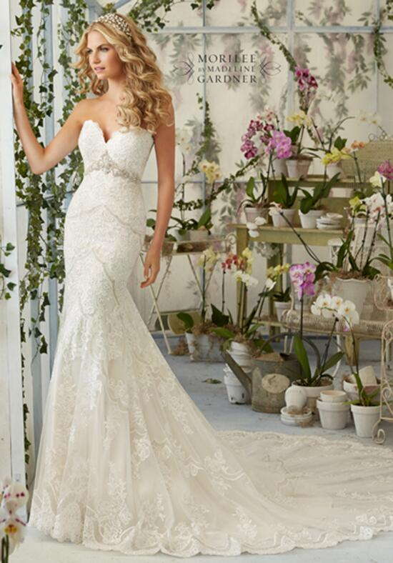 Mori Lee by Madeline Gardner 2825 Wedding Dress photo