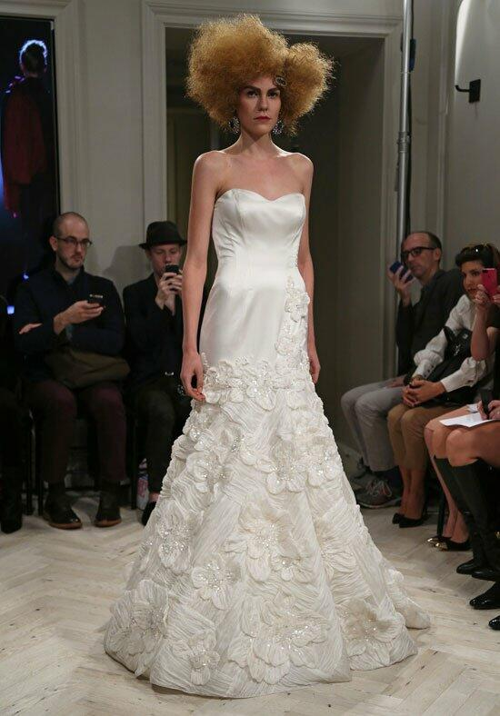 Badgley Mischka Bride Sophia Wedding Dress photo
