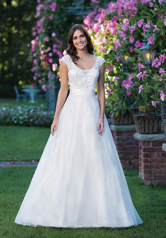 Sincerity Bridal 3912 Wedding Dress photo