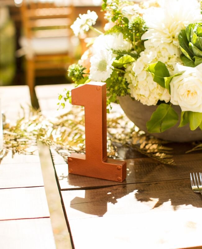 Copper Table Number |<img class=