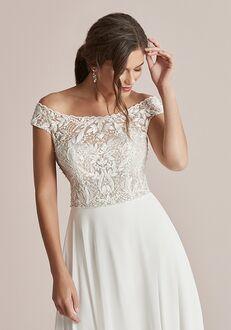 Justin Alexander Colima A-Line Wedding Dress
