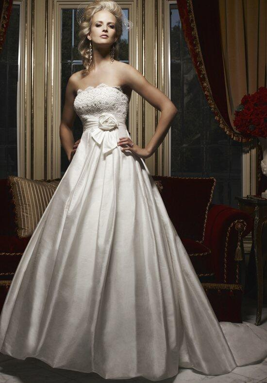Cb couture b028 wedding dress the knot for Cb couture wedding dresses