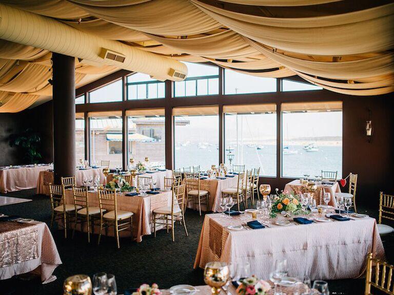 Big Sur wedding venue in Morro Bay, California.