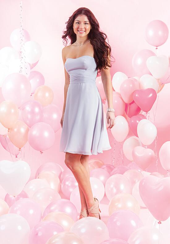 Alfred Angelo Bridesmaid Collection 7386S Bridesmaid Dress photo