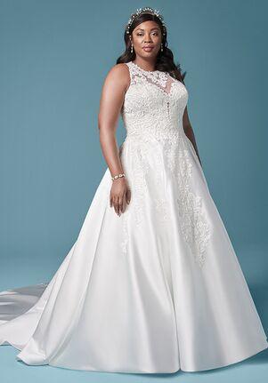 Maggie Sottero TAMIKA Ball Gown Wedding Dress