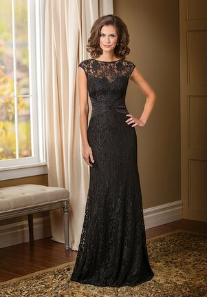 Jade Couture Mother of the Bride by Jasmine K178010 Black Mother Of The Bride Dress