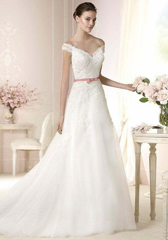 WHITE ONE Danica Wedding Dress photo