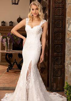 Casablanca Bridal 2392 Elena Mermaid Wedding Dress