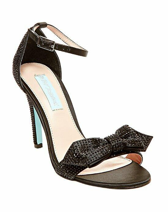 Blue by Betsey Johnson SB-GWEN - BLACK Wedding Shoes photo