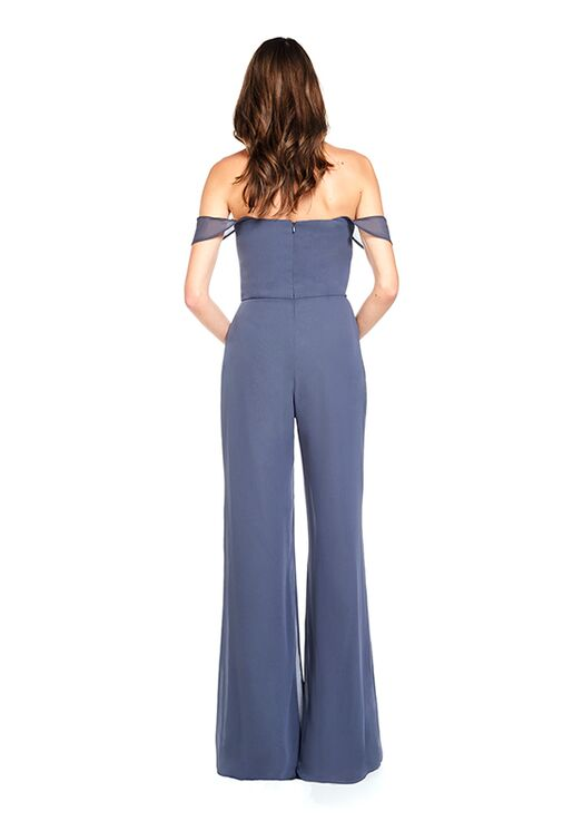 Bari Jay Bridesmaids 2030 Off the Shoulder Bridesmaid Dress