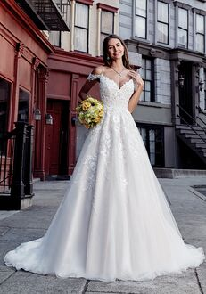 KITTYCHEN Couture LORENA, K1896 Ball Gown Wedding Dress