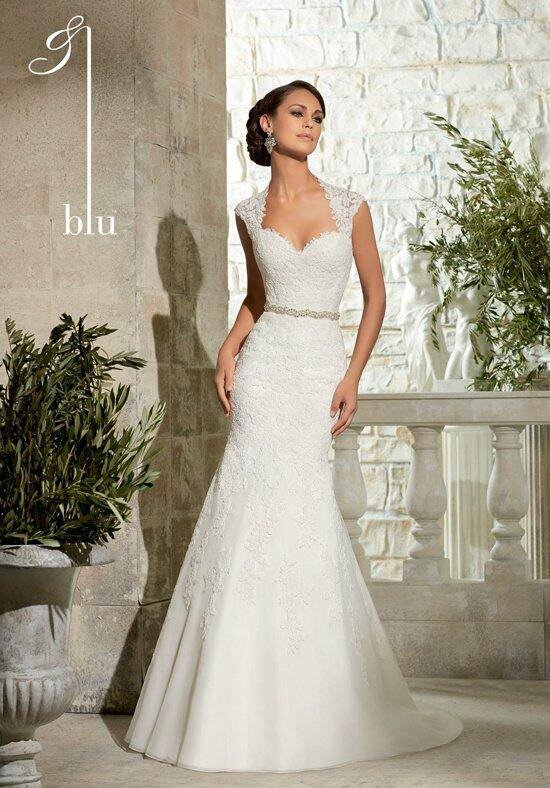 Blu by Madeline Gardner 5303 Wedding Dress photo
