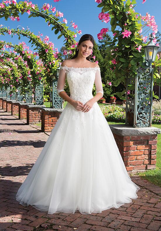 Sincerity Bridal 3928 Wedding Dress photo