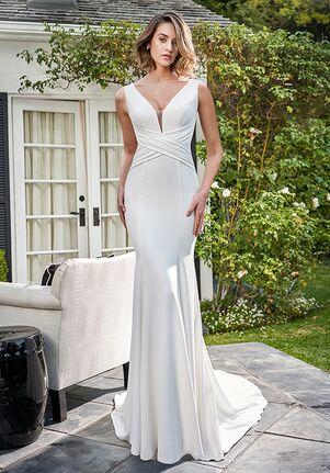 Jasmine Bridal F221055U Mermaid Wedding Dress