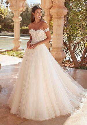 Demetrios 1075 A-Line Wedding Dress