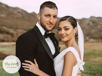 tim tebow wedding demi leigh nel peters