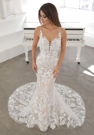 Blue by Enzoani NEFERTITI Mermaid Wedding Dress