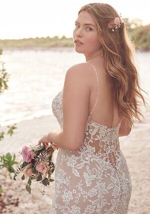 Rebecca Ingram FORREST Mermaid Wedding Dress