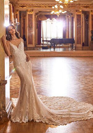 Val Stefani DOLCE Mermaid Wedding Dress