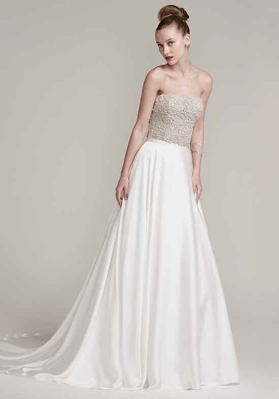 Sottero and Midgley Rosella bodice/Aviana Marie skirt Wedding Dress photo