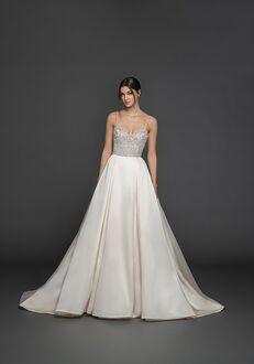Lazaro Olena/3962 Ball Gown Wedding Dress