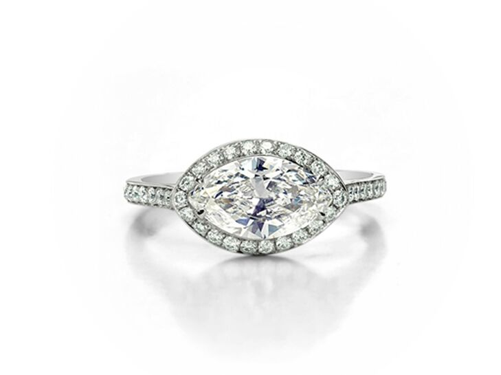 forevermark marquise engagement ring