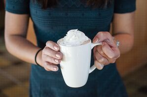 Winter Wedding Hot Chocolate