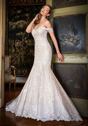 Jasmine Couture T222058 Mermaid Wedding Dress