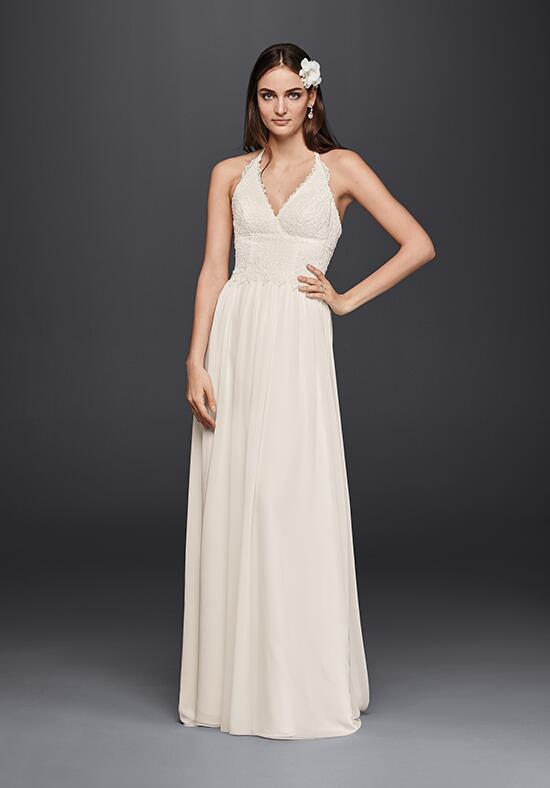 David's Bridal Galina Style WG3819 Wedding Dress photo