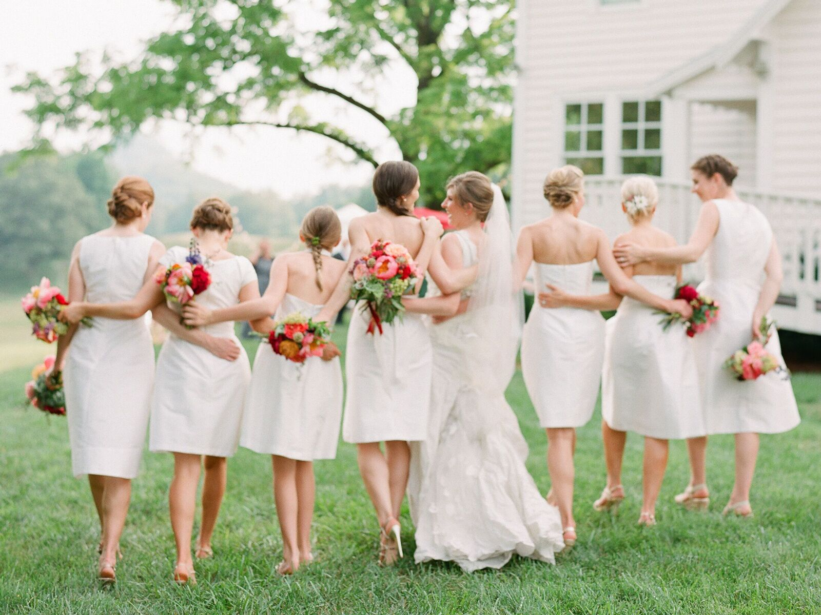 Do You Have To Have A Maid Of Honor