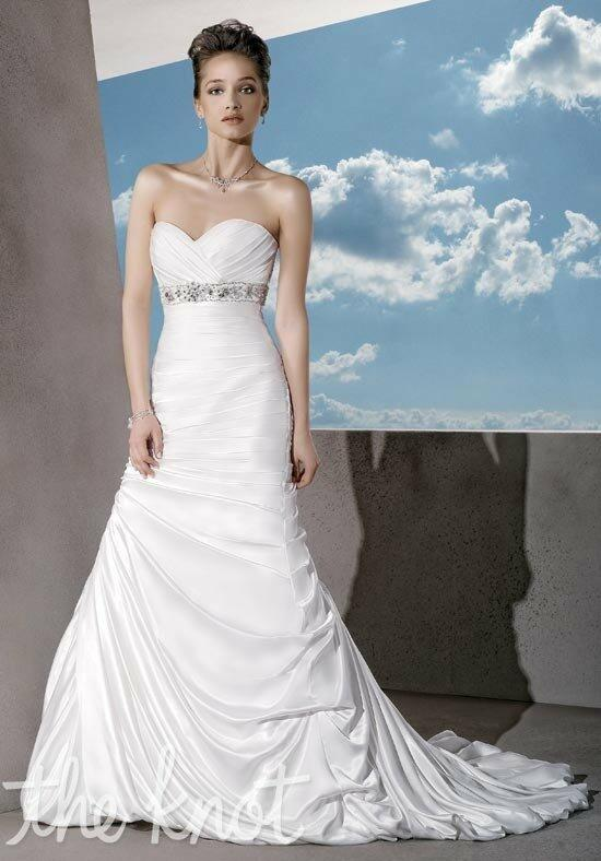 Demetrios GR208 Wedding Dress photo