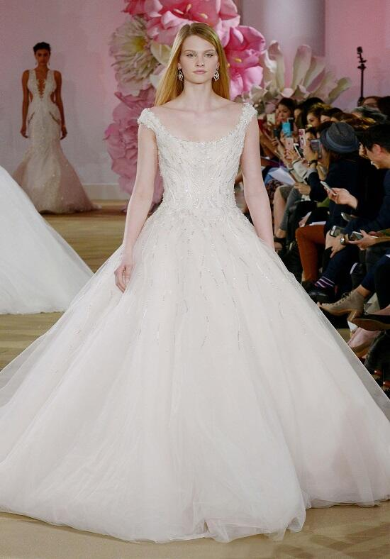 Ines Di Santo Grace Wedding Dress photo
