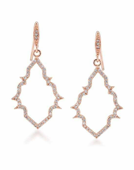 Carolee Jewelry 8039FW9523 Wedding Earrings photo