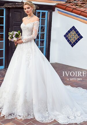 IVOIRE by KITTY CHEN ISABELLA, V1912 Ball Gown Wedding Dress