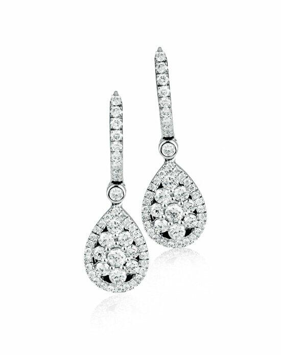 Simon G. LP4227 Wedding Earrings photo