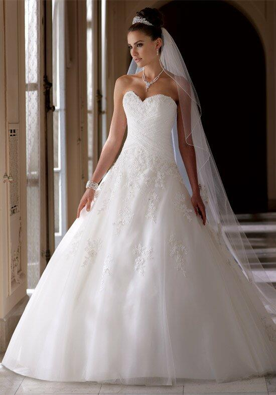 David Tutera for Mon Cheri 113219 Millie Wedding Dress photo