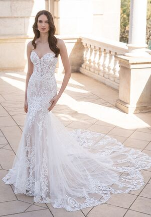 ÉLYSÉE Anais Mermaid Wedding Dress