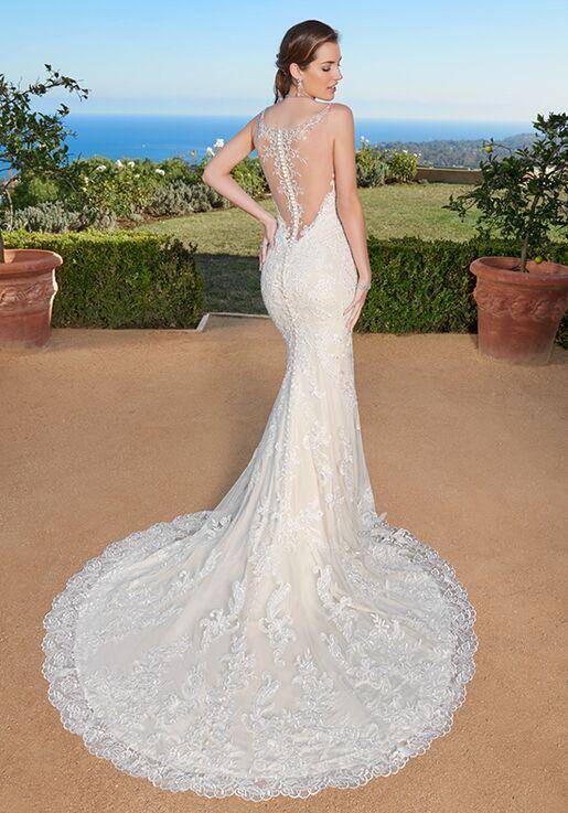 KITTYCHEN SLOAN, H1717 Sheath Wedding Dress