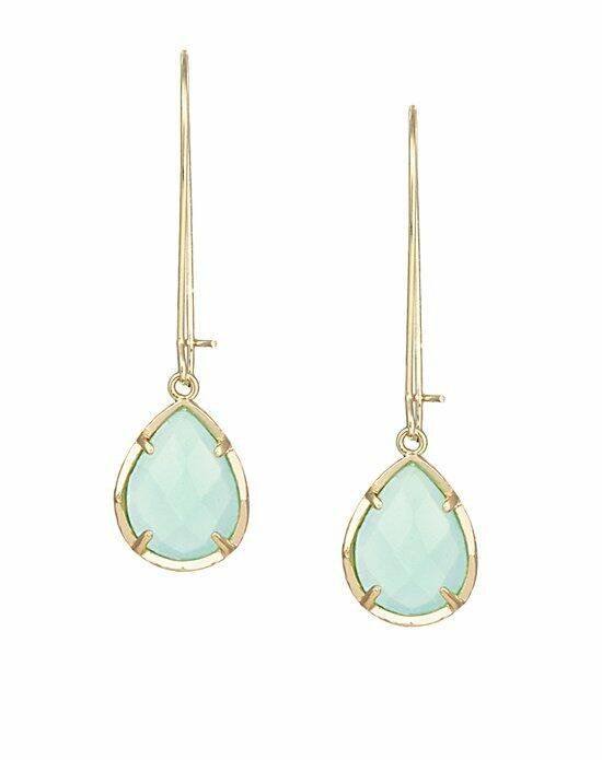 Kendra Scott Dee Earrings in Chalcedony Wedding Earrings photo