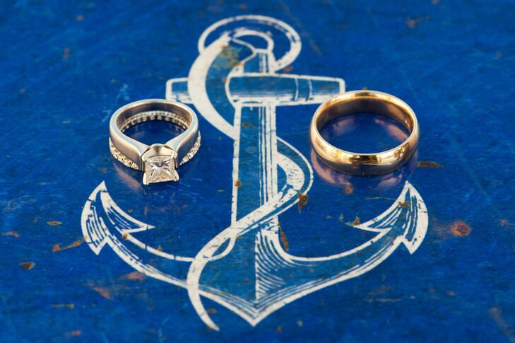 Rings on Top of Anchor Design