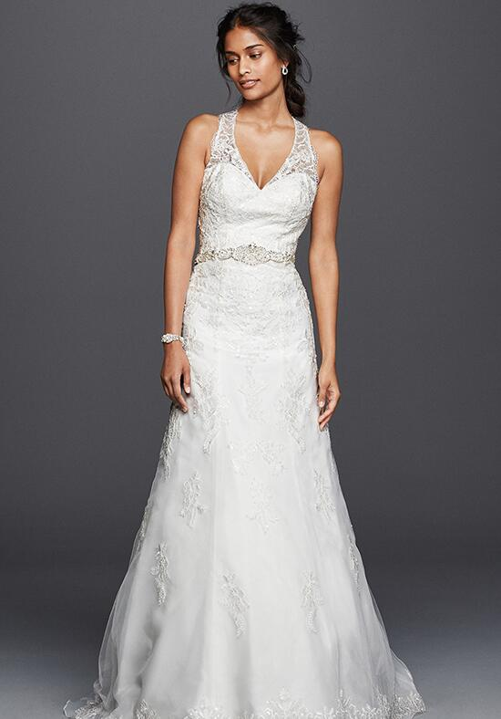 David's Bridal Jewel Style WG3799 Wedding Dress photo